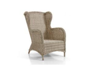 "Фото-Кресло плетеное ""Evita beige"" Brafab"