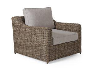 """Фото-Кресло из ротанга для отдыха """"Glendon"""" Brafab"""