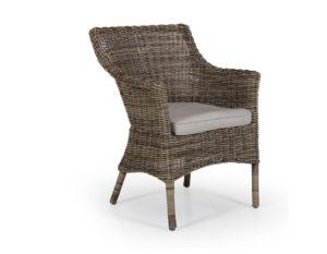 """Фото-Кресло из искусственного ротанга """"Lenora"""" Brafab"""