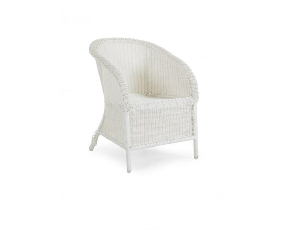 """Кресло """"Magda"""", цвет белый"""