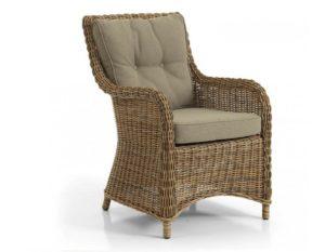 """Кресло """"Modesto"""", цвет натуральный микс"""
