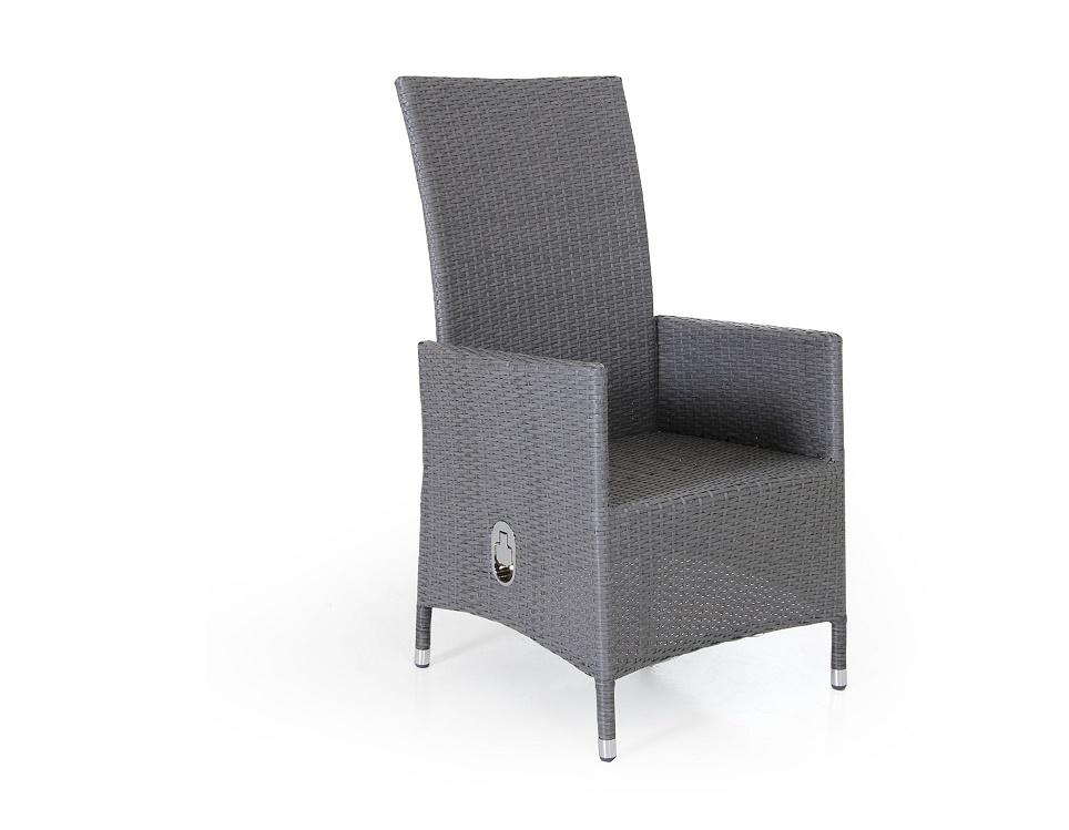 "Кресло ""Ninja grey"", регулируемое без подушки"