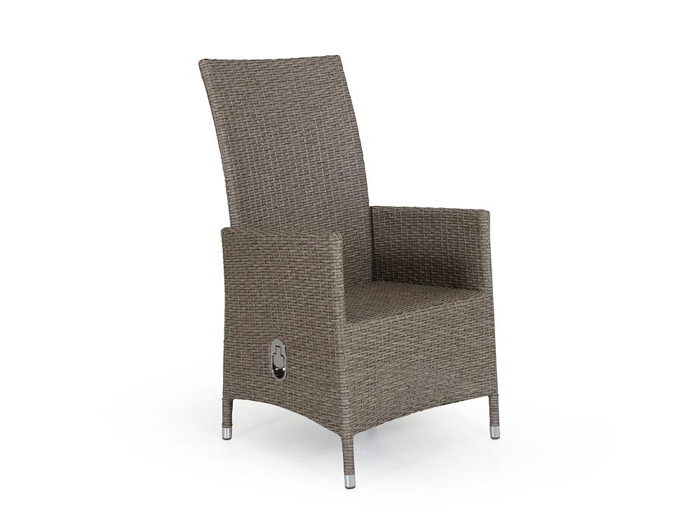 """Кресло """"Ninja beige"""", регулируемое без подушки"""