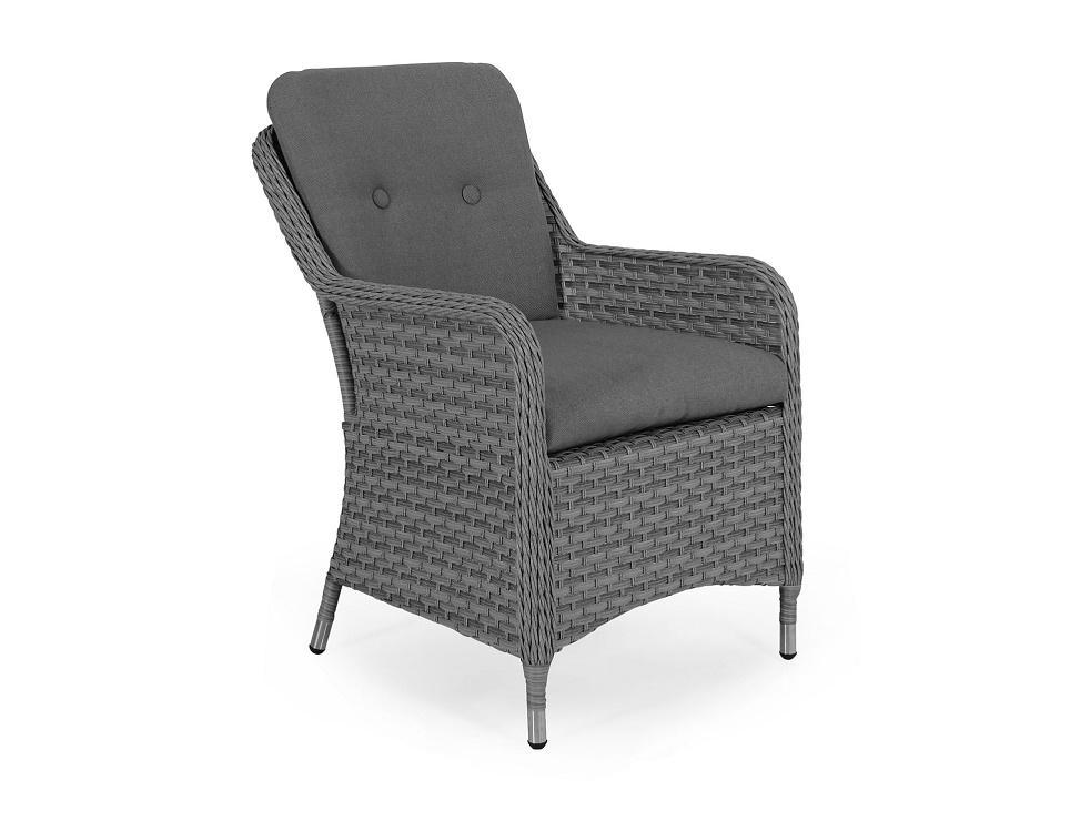 Кресло «Colby grey», цвет серый