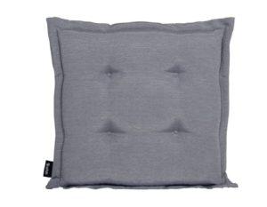 """Подушка на стул """"Luca"""", цвет серый."""