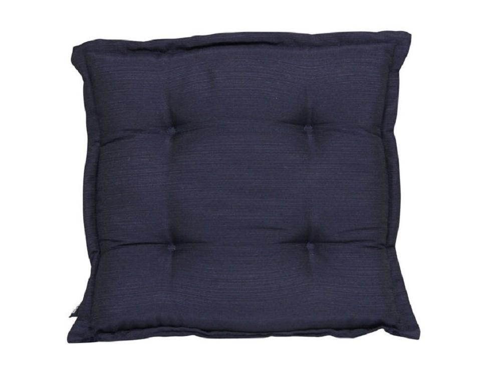 """Подушка на стул """"Luca"""", цвет синий."""