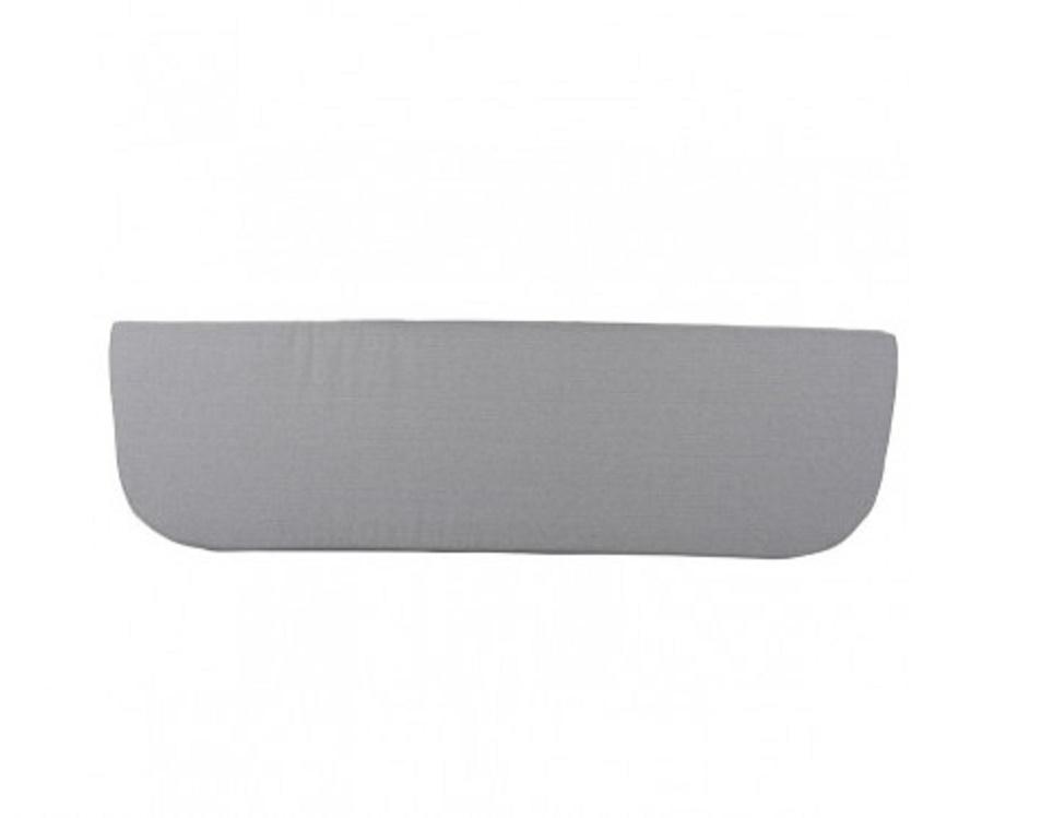 "Подушка для дивана ""Magda"", цвет серый"