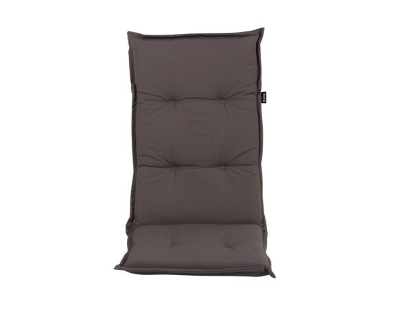 """Подушка на кресло """"Naxos"""", цвет коричневый."""