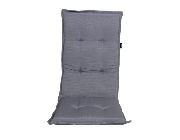 "Подушка на кресло ""Naxos"", цвет серый."