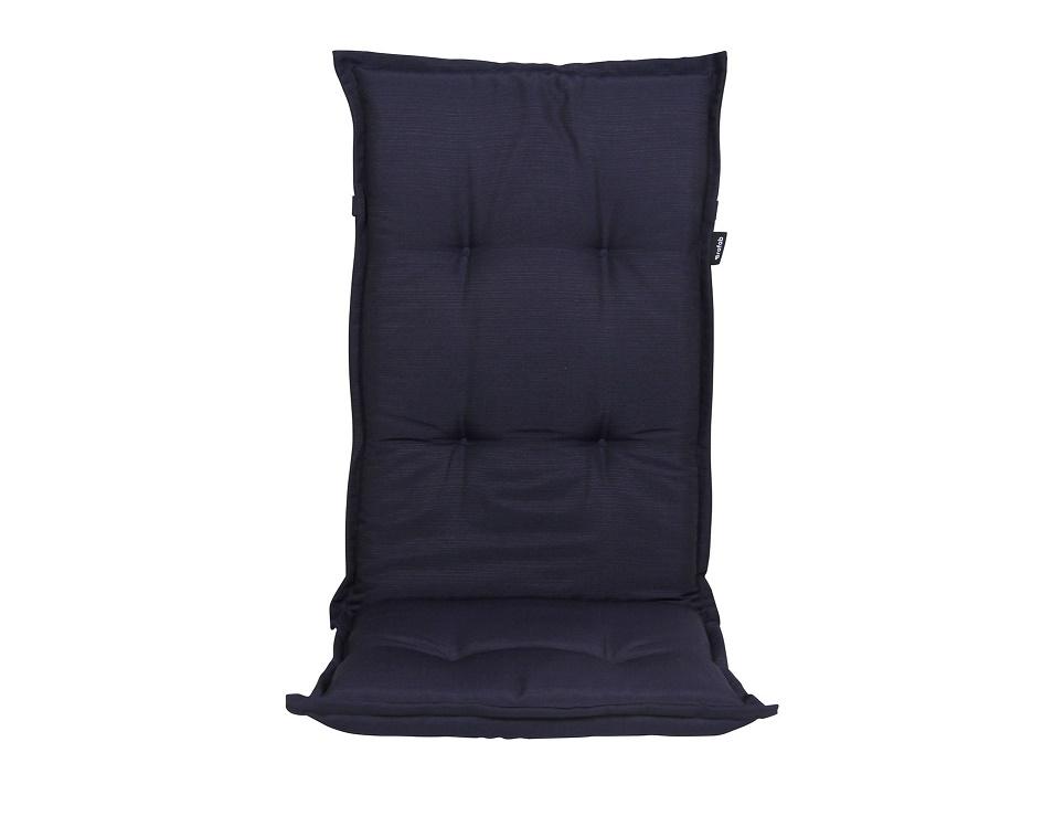 "Подушка на кресло ""Naxos"", цвет темно-синий"