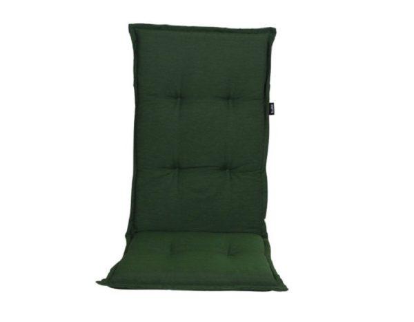 """Подушка на кресло """"Naxos"""", цвет зеленый."""