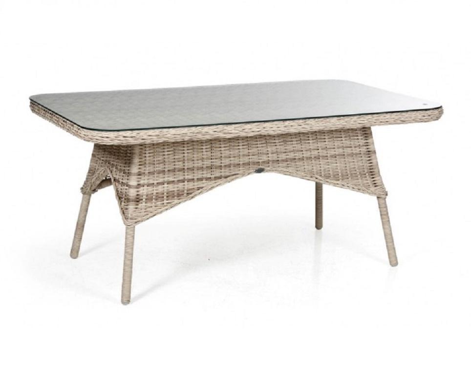 "Стол ""Evita beige"" 150 см, цвет бежевый"