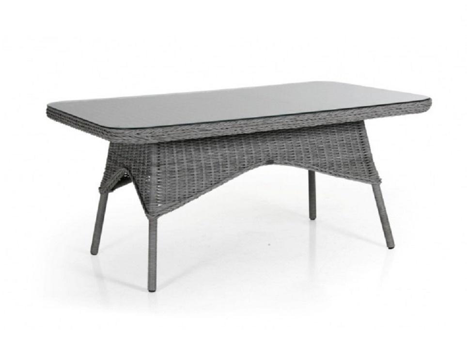 "Стол ""Evita grey"" 150 см, цвет серый"