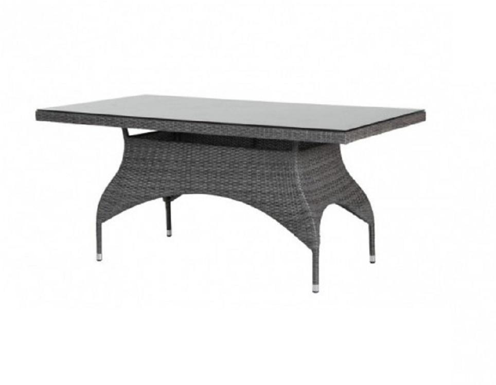 Стол «Ninja grey» 110х65 см, цвет серый