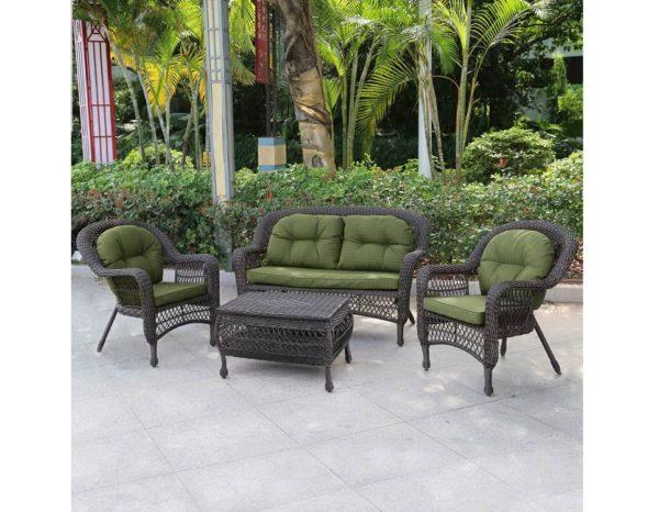 """Комплект плетеной мебели """"Afina green"""" LV520GG-AM"""