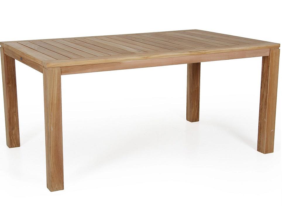 """Стол из тика """"Leros"""", 160 см"""