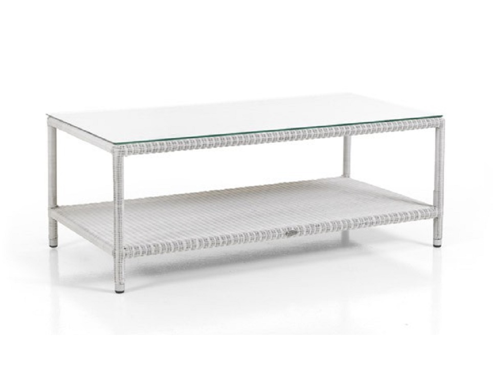 "Стол ""Loria"", 122 см, цвет белый"