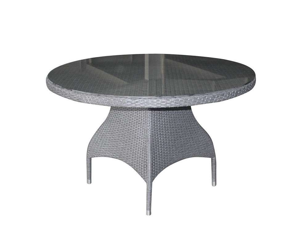 Стол «Ninja grey» диаметр 120 см, цвет серый