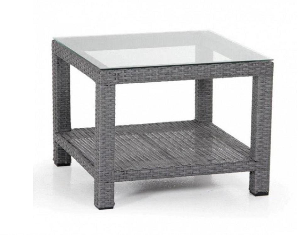 """Стол """"Ninja"""", 60х60 см, цвет серый"""