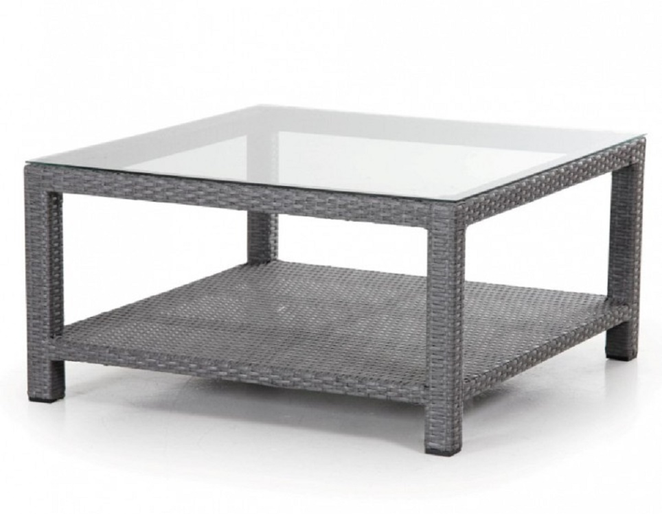"""Стол """"Ninja grey"""" 90х90 см, цвет серый"""
