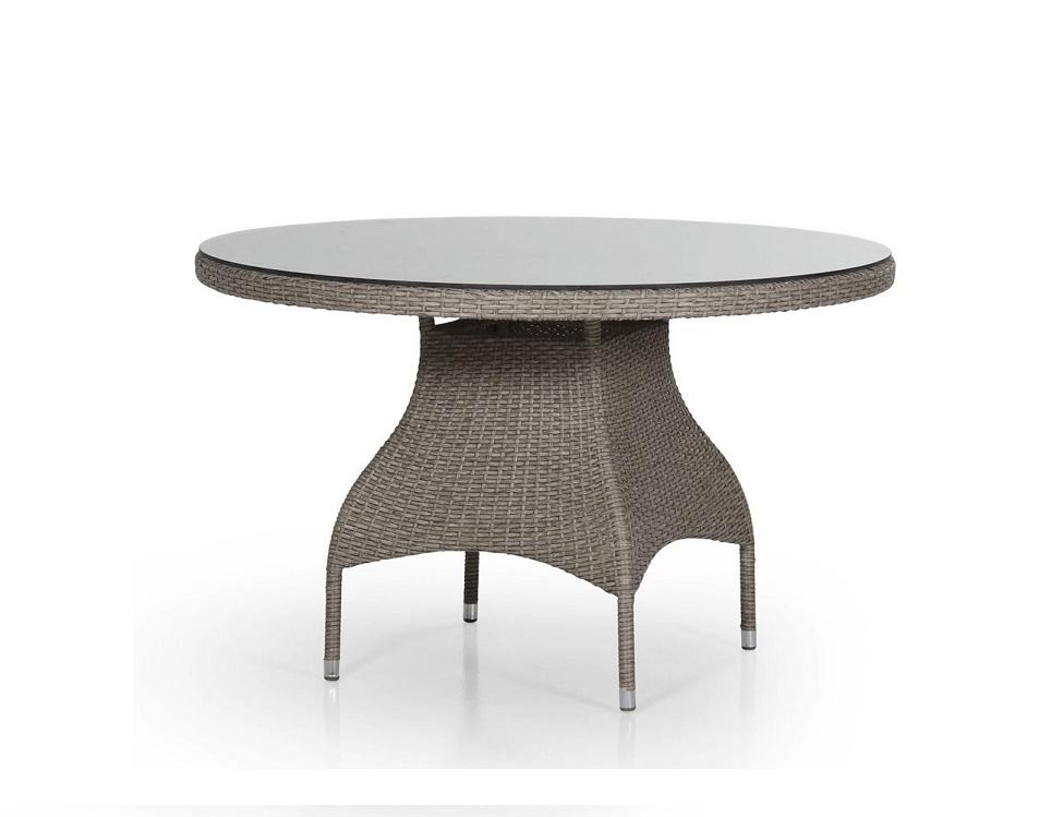 Стол «Ninja beige» диаметр 120 см, цвет бежевый
