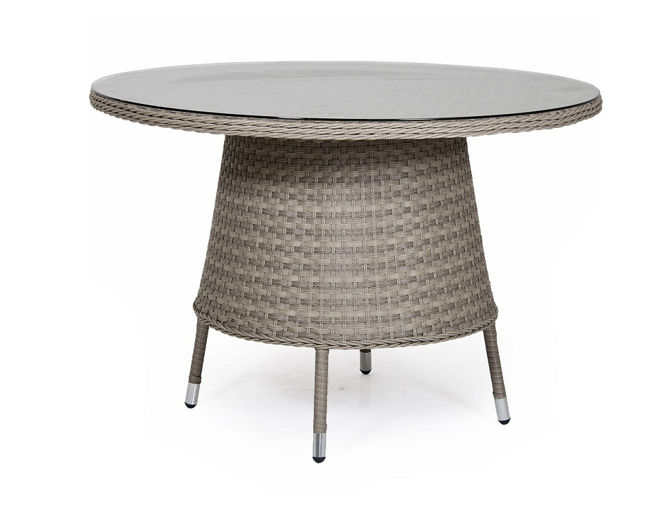 "Стол ""Colby beige"" диаметр 110 см"