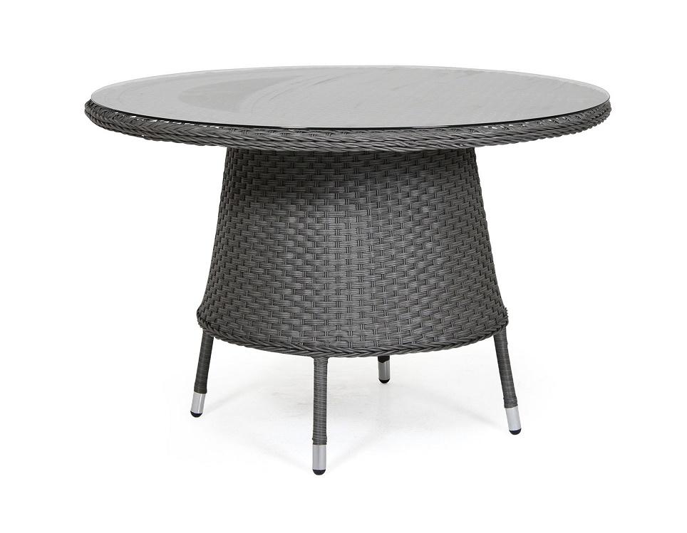 """Стол """"Colby grey"""" диаметр 110 см"""