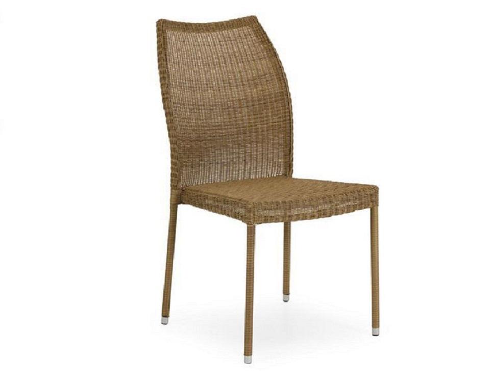 "Плетеный стул ""Angelica"", натуральный"