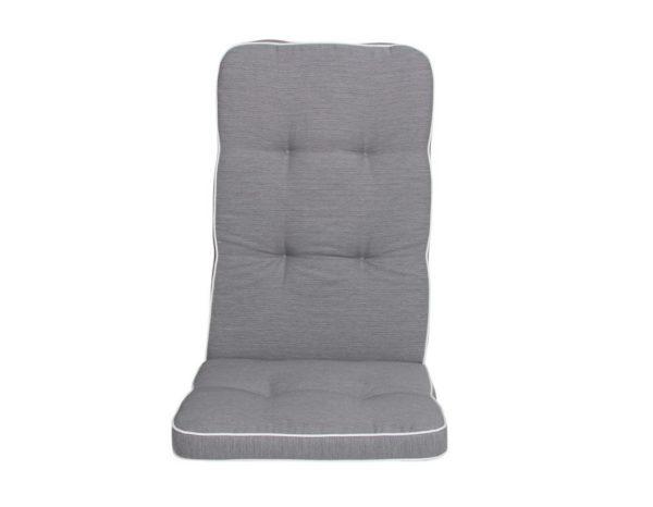 """Подушка на кресло """"Vigo"""", цвет бежевый."""