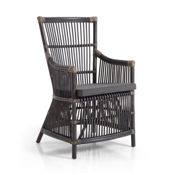 Bonete плетеное кресло из натурального ротанга