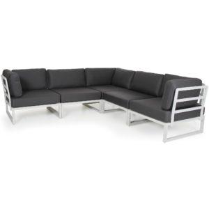 Brafab, Atom модульная мебель из алюминия