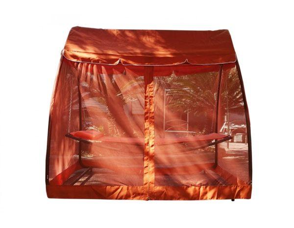 "Садовый гамак ""Bodo orange"", цвет оранжевый"