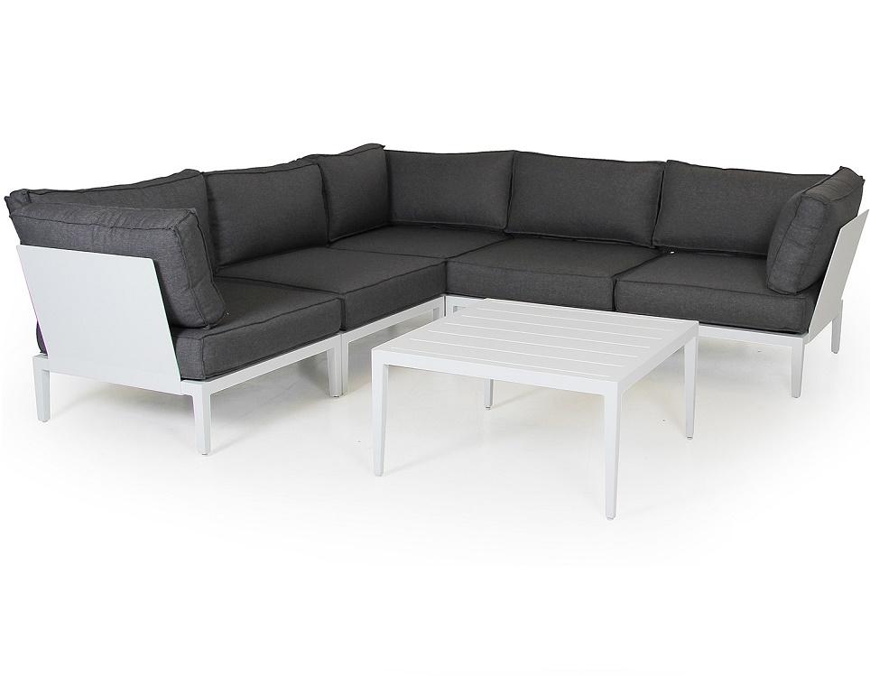 """Комплект мебели """"Mackenzie"""", цвет белый"""