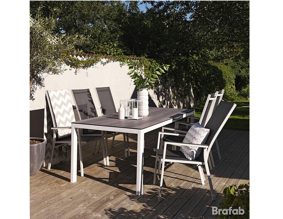 "Комплект мебели из алюминия ""Avanti & Rodez"""