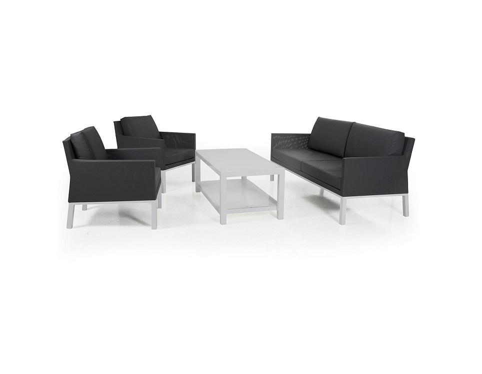 """Комплект мебели из алюминия """"Balma"""""""