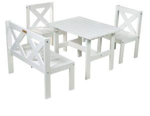 "Комплект мебели ""Milla"", цвет белый"