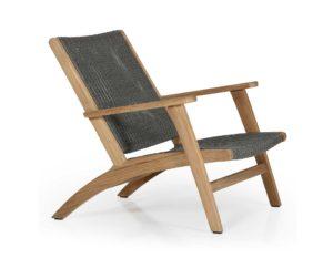 "Фото-Кресло из тика плетеное ""Kira"" Brafab"