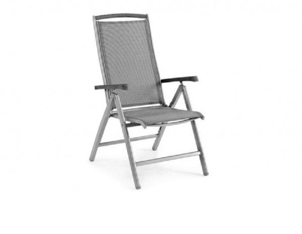 """Фото-Кресло из текстилена """"Andy"""" серый/nonwood Brafab"""