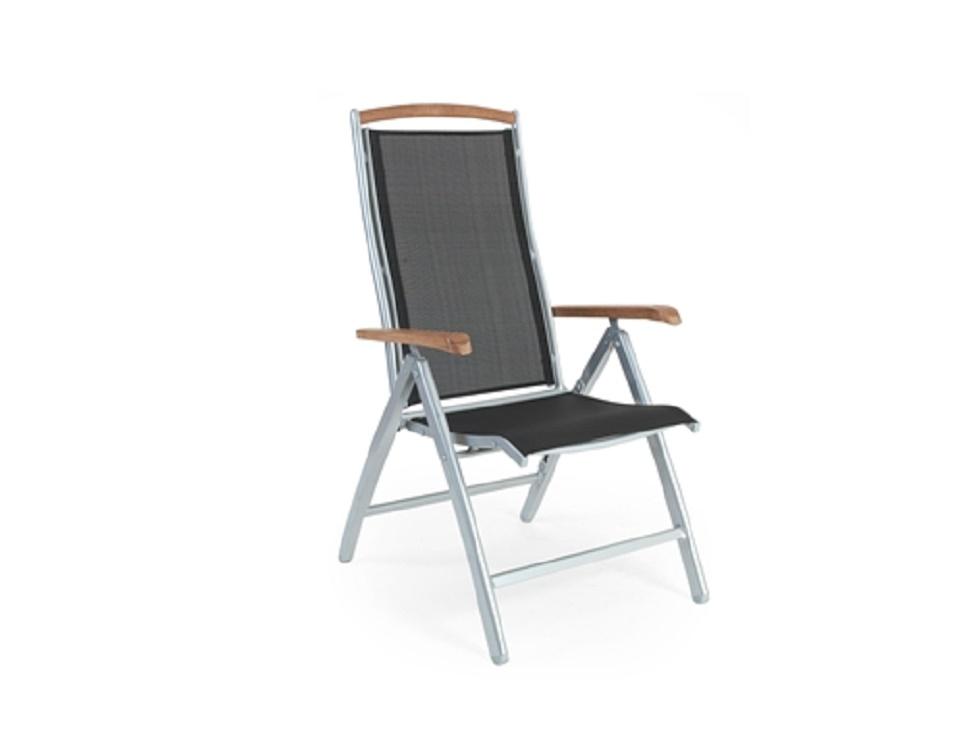 """Кресло """"Andy"""", цвет серый/черный"""