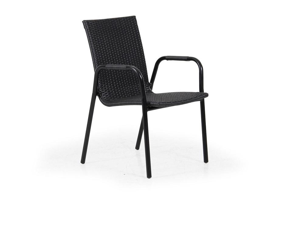 """Кресло """"Carnac"""", цвет черный"""