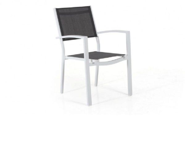 "Фото-Кресло из текстилена ""Leone"", цвет белый/серый Brafab"