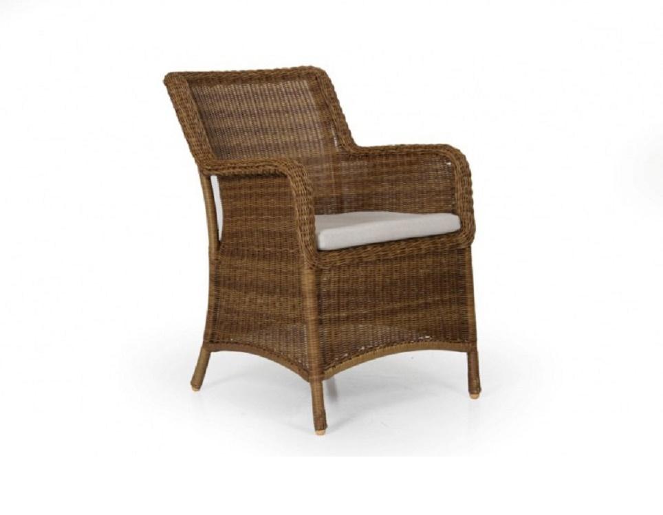 """Кресло """"Lilly"""", цвет коричневый"""
