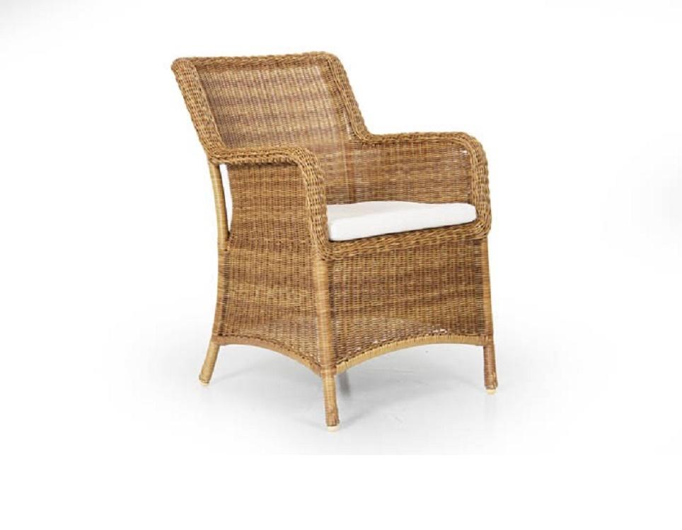 "Кресло ""Lilly"", цвет натуральный"