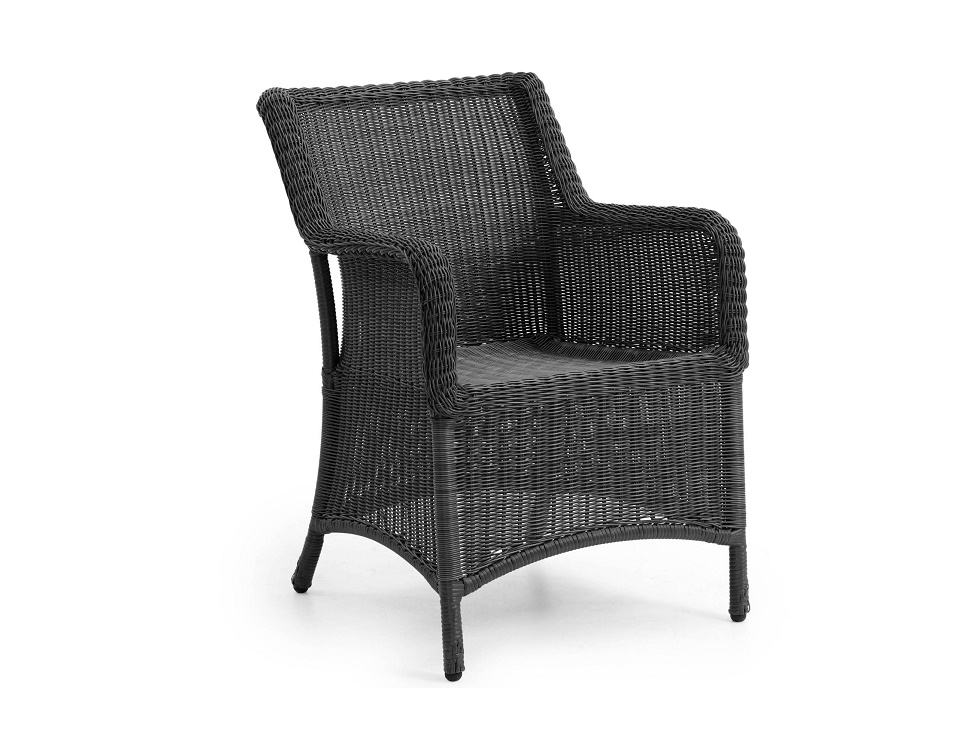 """Кресло """"Lilly"""", цвет серый"""