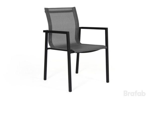 """Фото-Кресло из текстилен """"Belfort"""", цвет черный Brafab"""