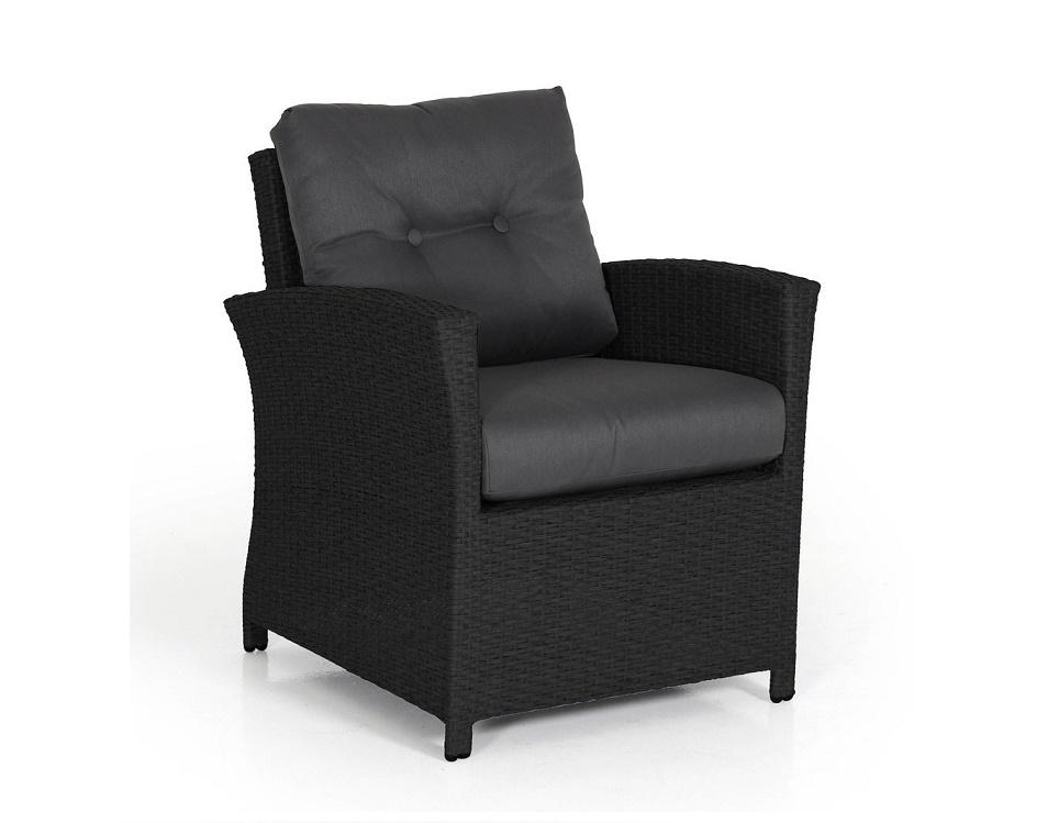 """Кресло """"Soho black"""""""