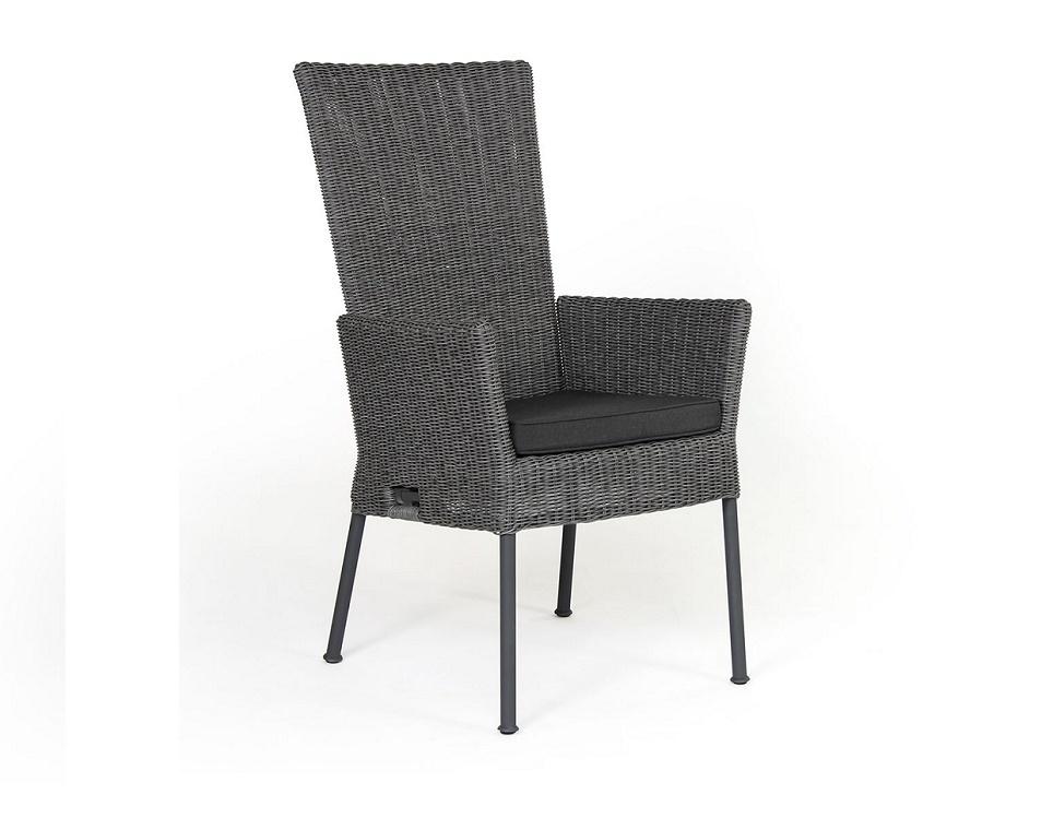 """Кресло """"Somerset"""" регулируемое, цвет антрацит/серый"""