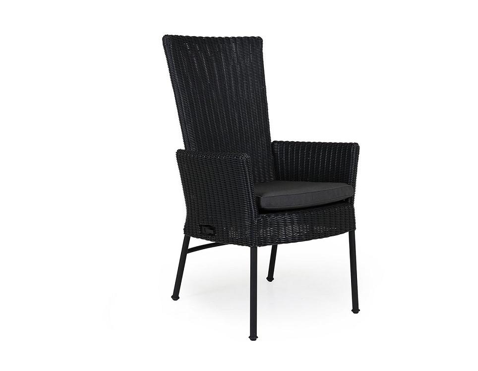 """Кресло """"Somerset"""" регулируемое, цвет черный"""