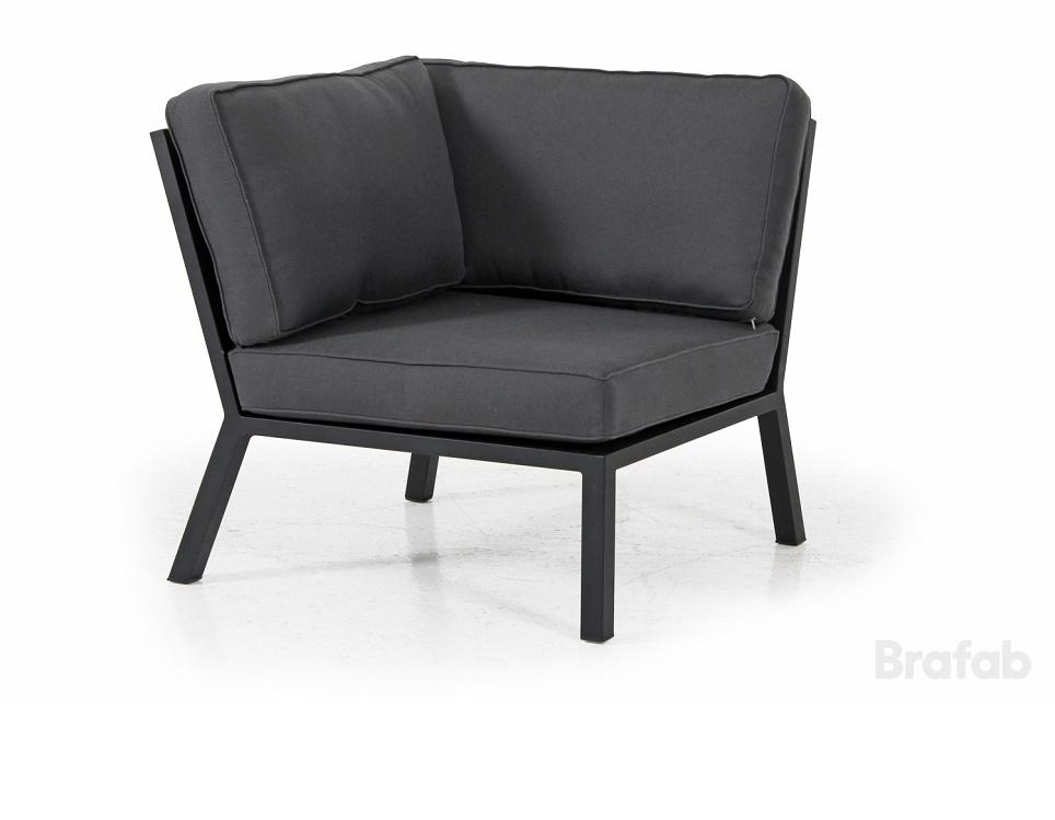 """Угловой модуль """"Belfort"""", цвет черный"""