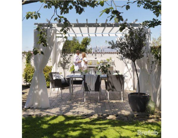 """Фото-Плетеная мебель """"Somerset & Grandby"""" Brafab"""